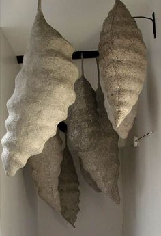 Not Doings (human-scale cocoons) - Jane Wafer