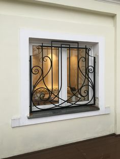 #Решетки на окна металлические   - производство и установка в Москве и области / #Ковка #Metalmade http://www.metal-made.ru/production/