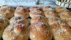 Hellena  ...din bucataria mea...: Mucenici - de post Mea, Hamburger, Food, Essen, Burgers, Meals, Yemek, Eten