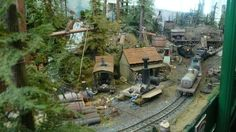 logging Trains | HO Scale Model Railroading in the UK: February 2011  good model