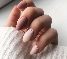 70 Eye-Catching and Fashion Acrylic Nails, Matte Nails, Glitter Nails Design You Should Try in Prom and Wedding that can help you out. We hope you like this collection. Rose Gold Nails, Nude Nails, Matte Nails, Nails Polish, Gel Nails, Gradient Nails, Holographic Nails, Stiletto Nails, Coffin Nails