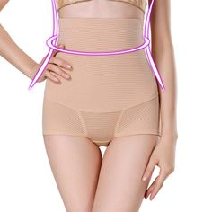 4221c323fe8 ASOSLING Women Tummy Control Panties High Waist Seamless Sexy Slimming Body  Shaper     Click image for more details. (Note Amazon affiliate link)