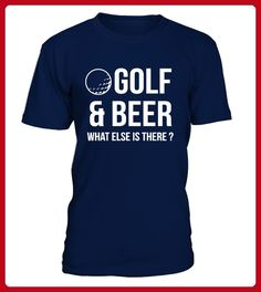Golf And Beer What Else Is There - Golf shirts (*Partner-Link)