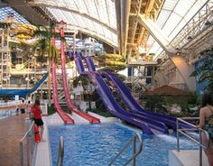 Water parks in the Dallas area