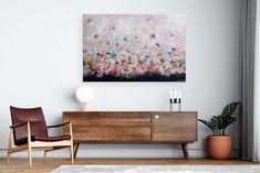 Esther Gemser Art | Abstract schilderij kunst modern | woonkamer wooninspiratie woonidee Original Art, The Originals, Canvas, Painting, Furniture, Collection, Modern, Home Decor, Kunst