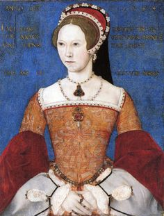 The Lady Mary daughter of Henry VIII by Master John