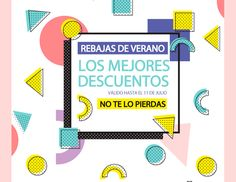 Llegan las Rebajas a Perfumes Rioja. ¡Descúbrelas!  http://www.perfumesrioja.com/newsletter/2016/07/rebajas_verano.html