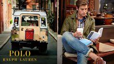 Off-Duty Style - Polo Ralph Lauren - RalphLauren.com