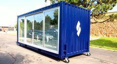 Pop up stores design and fabrication | Popshopolis