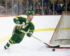 Neal  Broten greatest North Star and MN high school hockey player and have this shot autographed!