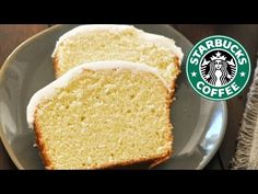 PANQUE DE LIMÓN | RECETA SECRETA STARBUCKS - YouTube