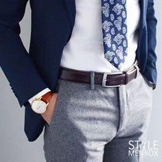 La caja de suscripción del caballero #fashion #fashionblogger #inspiration