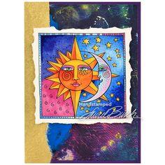 Laurel Burch Rubber Stamps - Crafts / Cardmaking Stamping - Memorycrafts.co.nz