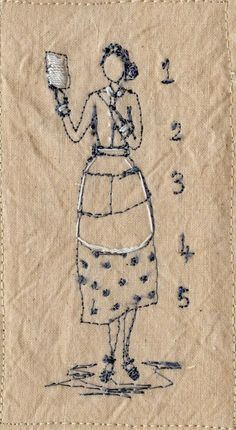 michelle holmes embroidery - Google Search