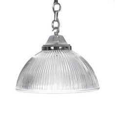 Foster Pendant Light in Nickel made by Jim Lawrence