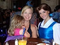 Disney World: The Fearful Princess Encounter.