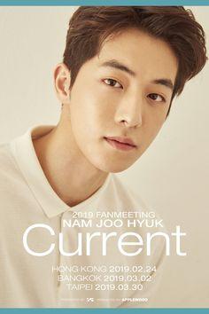 Nam Joo Hyuk | #NamJooHyuk Nam Joohyuk, Joo Hyuk, Bedroom Eyes, Korean Actors, Korean Idols, Asian Boys, Taipei, Haircuts For Men, New Friends