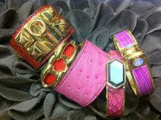 Hermès bracelets & bangles