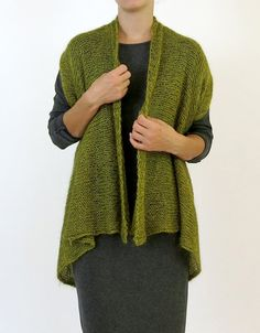 Cocoon Wrap by Cocoknits