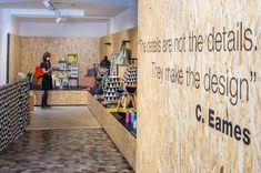 Details Design Store in Trento, Italy