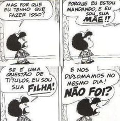 Humor do dia! Funny Images, Funny Pictures, Mafalda Quotes, Humor Grafico, More Than Words, Spanish Quotes, Funny Signs, Comic Strips, Decir No