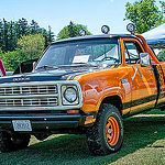 1979 Dodge Power Wagon by MOSpeed Images ~ Millions Served