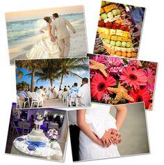 Destination wedding, Florida beach wedding, vow renewal, honeymoon, anniversary, Commitment Ceremony, reception, rehearsal, wedding on the beach, sunset ceremony
