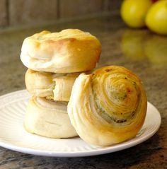 Garlic, Parmesan, Rosemary Rolls | Pillsbury Crescent Rolls Recipe