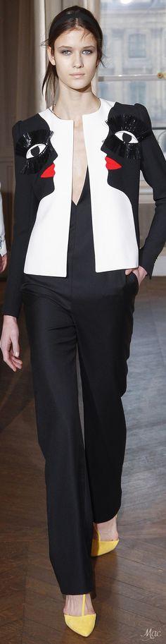 Spring 2017 Haute Couture Schiaparelli
