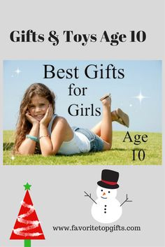 Top toys for girls age 10