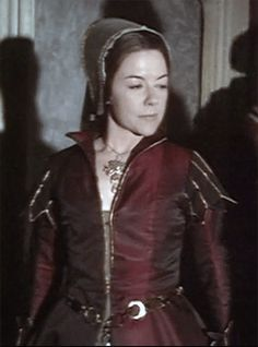 TBT: The Six Wives of Henry VIII (1970) – Anne Boleyn Tudors, Wives Of Henry Viii, Tudor Costumes, Tudor History, Renaissance Fair, Historical Costume, Happenings, Bbc, Medieval