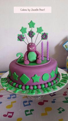 43 Best Barney Cake Images
