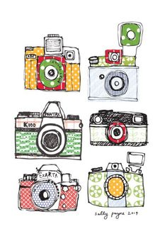 Картинки с фотоаппаратами