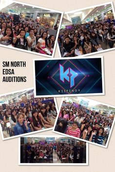 These #kpop peeps truly rocked our world. #TeamLuzon will still be at SM North Edsa until the 14th to capture your performances.  Meanwhile, #TeamVisMin will be at SM City Cebu today with our host, Jinri Park, for day 1 of auditions. Cebuanos, are you ready for the #KISPinoy invasion?