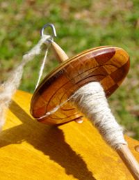 Drop/ Spindle Spinning: Making and Using Your First Spindle