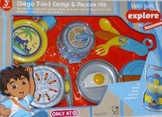 Best Buy Go Diego Go 7 In 1 Camp & Rescue Kit Let's Just Explore Special Prices - http://wholesaleoutlettoys.com/best-buy-go-diego-go-7-in-1-camp-rescue-kit-lets-just-explore-special-prices