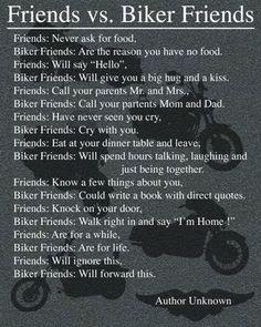Biker Friends!!!