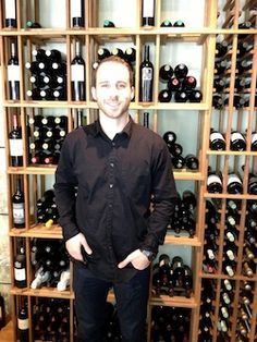 Kitchen Assistant Wine Steward Ryan Bailey and Guest Blog Post