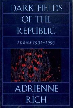 """a literary analysis of power by adrienne rich and audre lorde Abstract this study examines adrienne rich's poem """"diving into the wreck"""" ( 1973) through ecofeminist criticism  since ecofeminist literary criticism explores  female perspectives on nature  constructs that exist with patriarchal values and  power relations  audre lorde, pat parker, sylvia plath, and adrienne rich."""