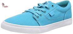 DC Shoes  TONIK W TX J SHOE ROY, Sneakers Basses femme - Bleu - Blau (ROYAL BLUE), 38,5 - Chaussures dc shoes (*Partner-Link)
