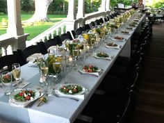 Long Tablescape, Tim LaBant Events, www.timlabantevents.com