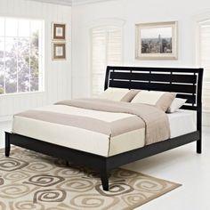 Modway Olivia Bed, Black