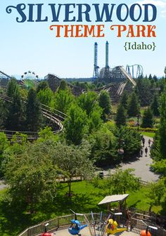 Silverwood Theme Park Click through to read about our families adventure here at Silverwood Theme Park in Idaho. Queen Bee Coupons