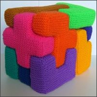 Site full of math-inspired knit- and crochetpatterns