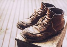 Red Wing Boots | Connoisseur of Life