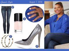 Queen's Closet: August 7, 2014