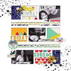 Good old days :: Jimbo Jambo Designs :: Shop by Designer :: Memory Scraps