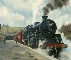 British Railways Standard Tank Steam ...