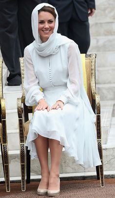 Kate Middleton's Secret Stylist Is Revealed! Meet Prince George's Godmother Emilia Jardine- Paterson | Grazia Fashion