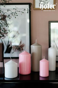 Pillar Candles, Home, Colors, Nice Asses, Ad Home, Homes, Haus, Candles, Houses